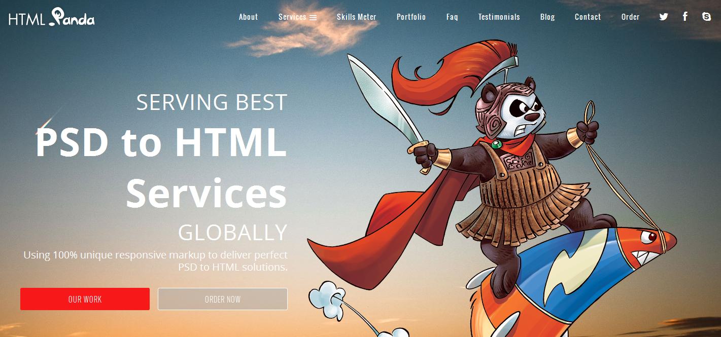 html-panda