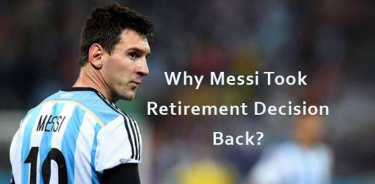 Messi Retirement
