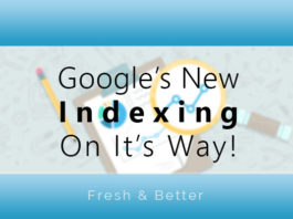 Google's fresh & better content on Its Way