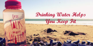 5 Ways Drinking Water Helps You Keep Fit