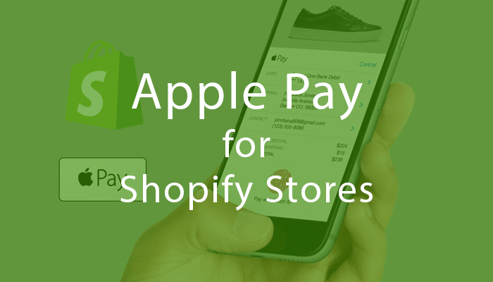 apple pay for shopify stores