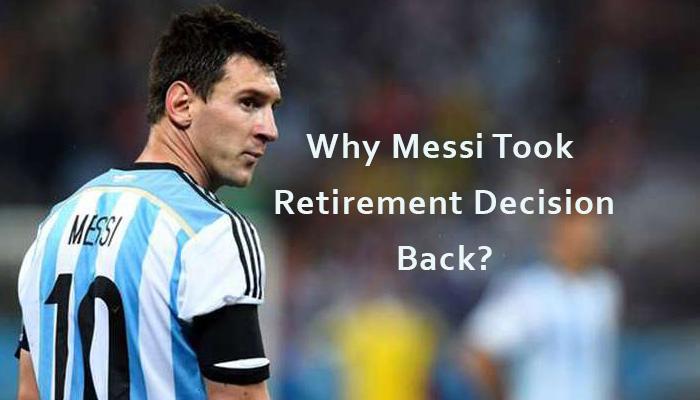 Messi Retirement
