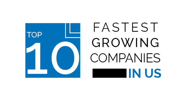 10 Fastest Growing Companies in US