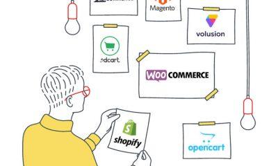 10 Best Ecommerce platform in 2020