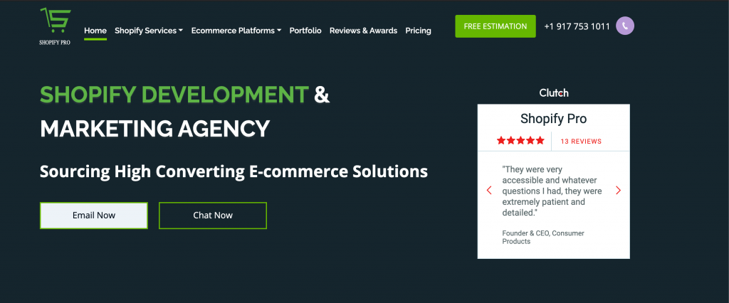 Shopify Agencies