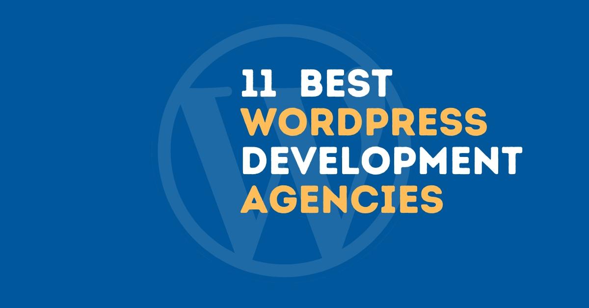 Best WordPress Development Agencies