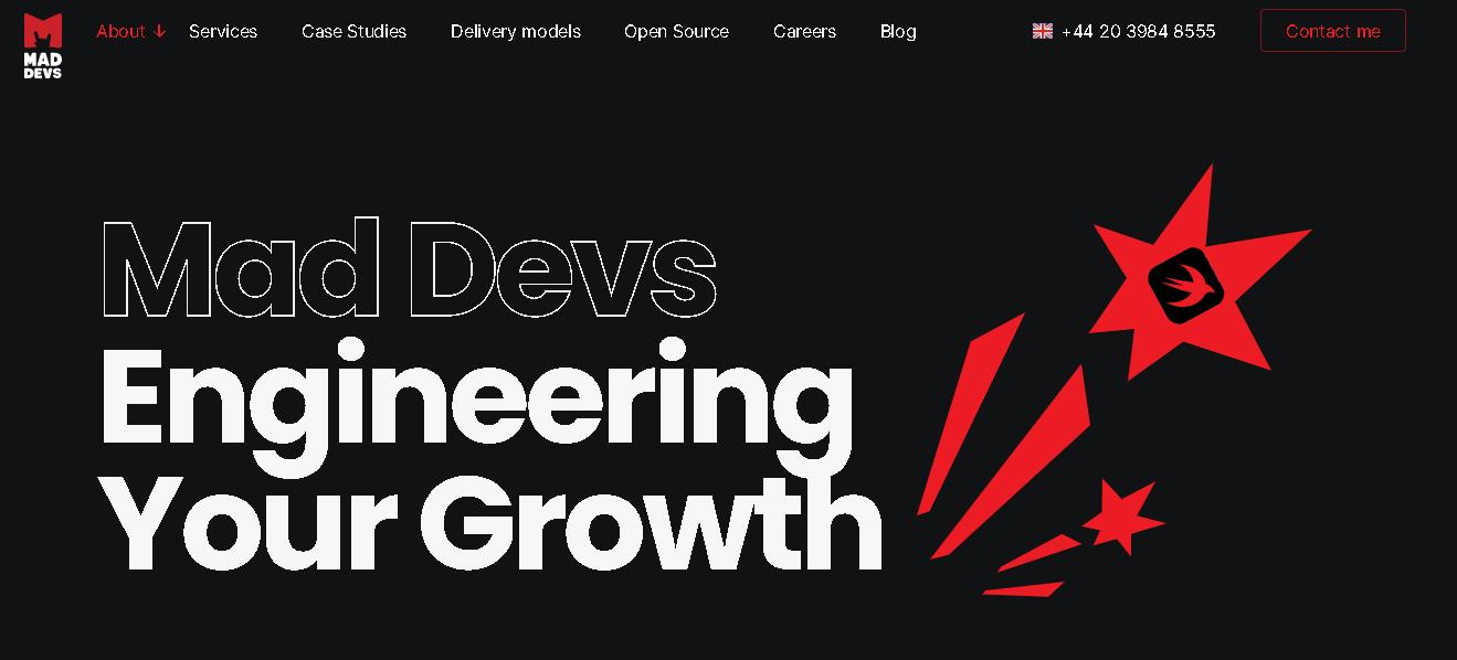 Mad Devs - Laravel Development Companies