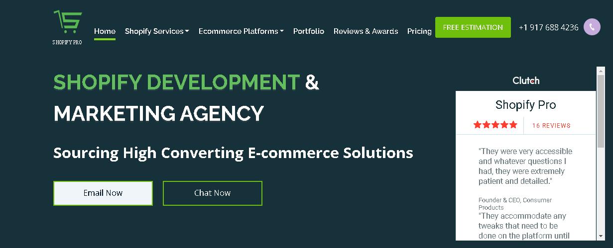 Shopify-pro - Ecommerce Software System