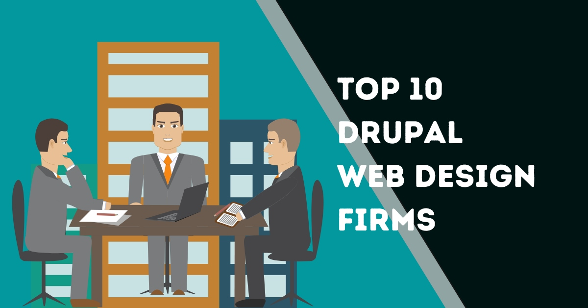 Drupal Web Design Firms
