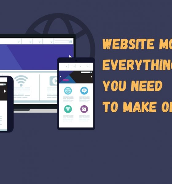 Website Mockup everything you need to make one
