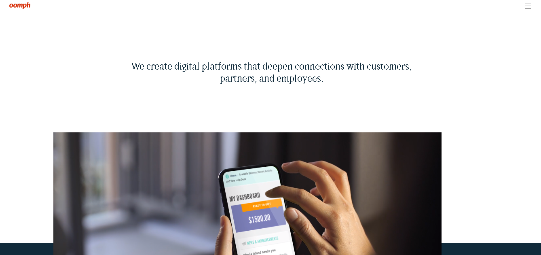 oomph - Drupal Web Design Firms