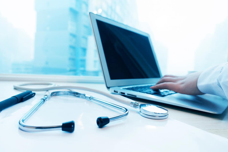 Healthcare online facilities