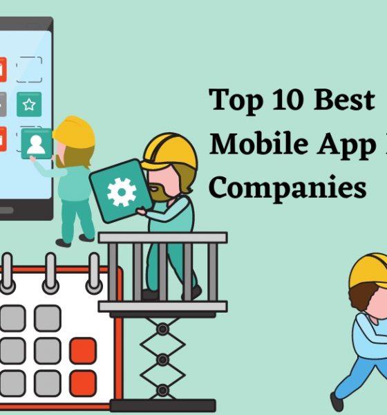 Best Mobile App Development Companies