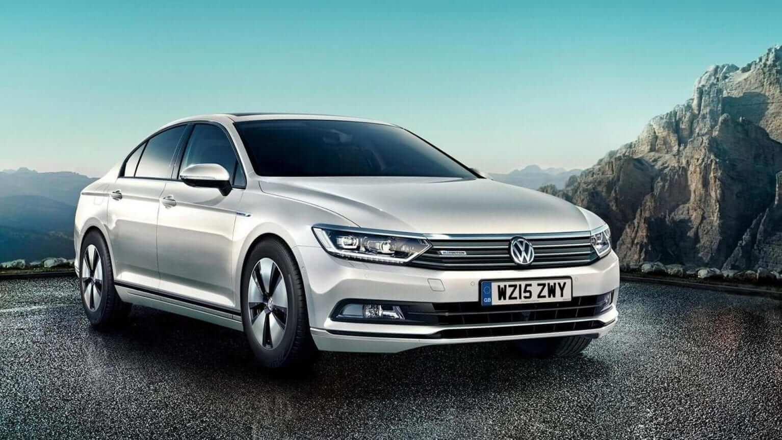 Volkswagen - Car Company Logos