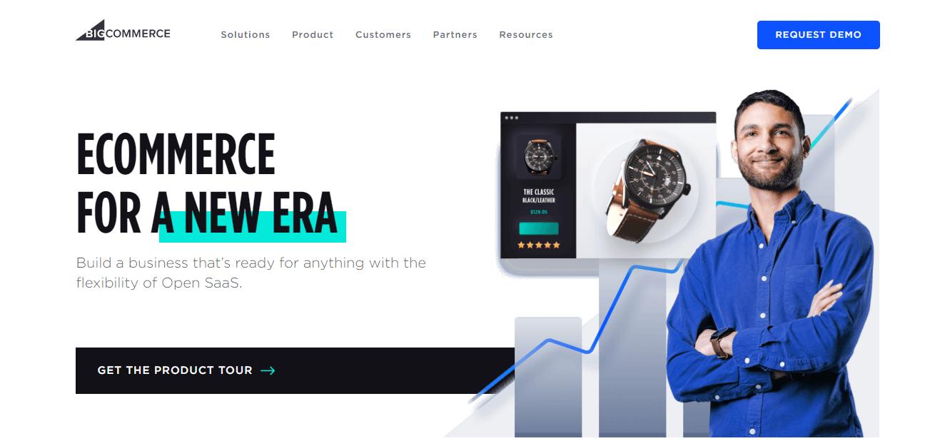 big commerce - Ecommerce Software System