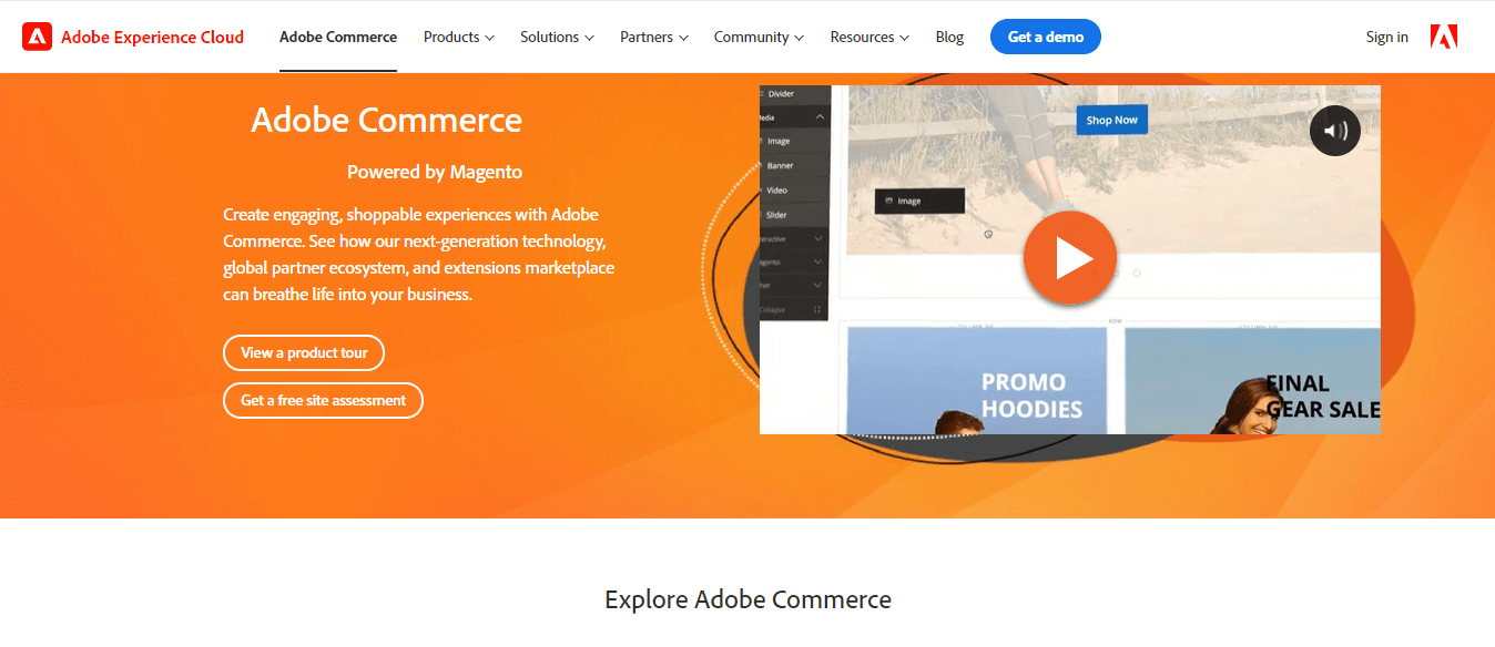 magento - Ecommerce Software System