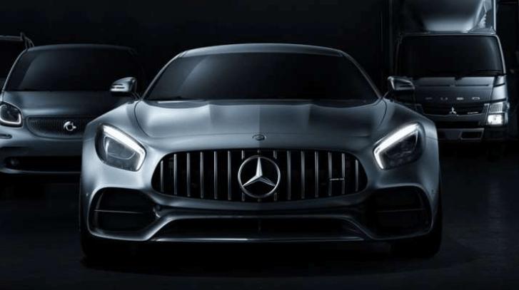 Mercedes-Benz- Car Company Logos